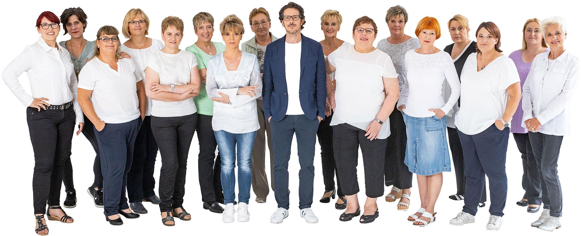 Rockefeller Berlin - unser Team
