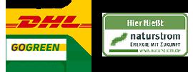 Partner DHL GoGreen, Naturstrom